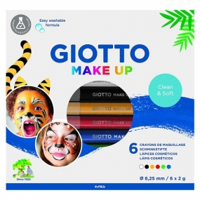 Maquillaje Infantil Giotto F474200