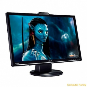 "Monitor LED ASUS VK248H 24"" HDMI Multimedia"