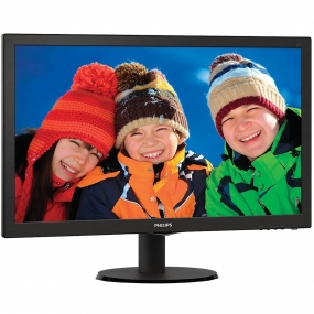 Monitor Philips 223V5LHSB 21.5 Full HD