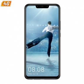 """Movil Huawei P Smart Plus 4G 6.3"""" Octa Core 64GB 4GB (16+2)mp/(24+2)mp Android 8.1 Black"""