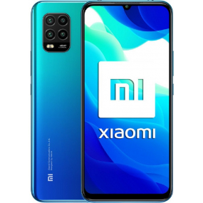 "Movil Xiaomi Mi 10 Lite 6.57"" 6GB 128GB Aurora Blue"