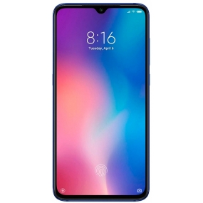 "Movil Xiaomi Mi 9 Blue 6.39"" Octa Core Snapdragon 855 128GB 6 GB 48+12+16/20 MP 4G 3300MAH"