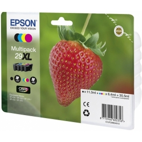 Multipack Tinta Epson 29XL Negro + Color