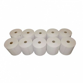 Pack 10 Rollos Papel Termico 57x50x12
