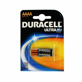 Pack 2 Pilas Duracell Ultra AAA Alcalinas