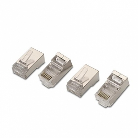 Pack Conector RJ45 Nanocable Cat.5e FTP 10 Uds