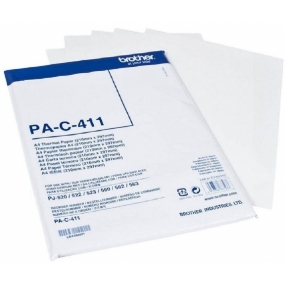 Papel Termico Brother A4 Pack 100 Hojas