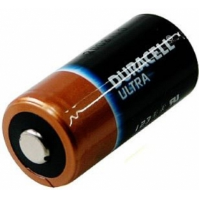 Pila Litio Duracell Ultra M3 DL123 3V