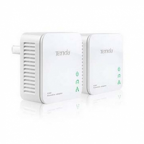 Powerline Tenda P200 200Mbps Pack 2 Unidades