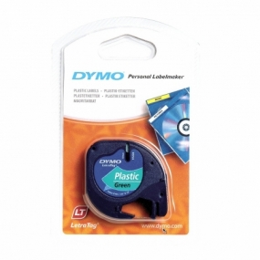 Recambio Dymo LT 91204 12mm Green