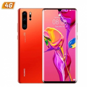 "Movil Huawei P30 Pro 6.47"" Kirin 980 8GB 128GB Naranja"