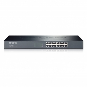 Switch TP-Link TL-SG1016 16 Puertos 10/100/1000Mbps