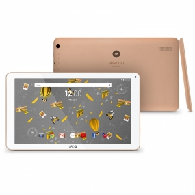 "Tablet SPC Blink 10.1"" Quad Core 1.3GHz 1GB 16GB Android 7 Dorada"