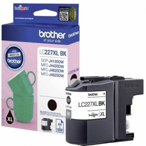 Tinta Brother LC227XL Negro