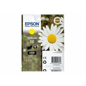 Tinta Epson 18 Yellow