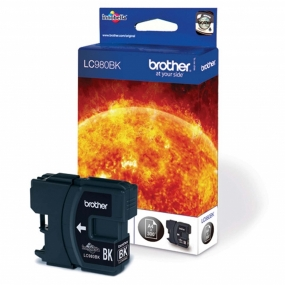Tinta Brother LC980 Negro