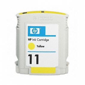 Tinta HP 11 Amarillo