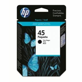 Tinta HP 45 Black