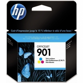 Tinta HP 901 Color