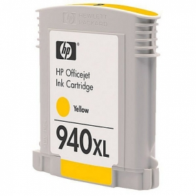 Tinta HP 940XL Amarillo
