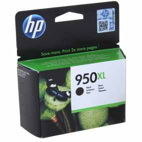 Tinta HP 950XL Negra