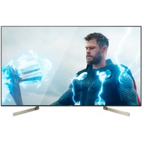 "TV Sony 49"" KD49XF9005 4K Smart TV Android WiFi"