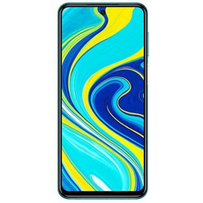"Movil Xiaomi Redmi Note 9S 6.67"" 6GB 128GB Aurora Blue"