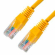 Cable De Red Nanocable Cat.6 10/100/1000 2m Amarillo