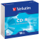 CD-R Verbatim Extra Protection Slim Case 10Uds