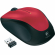Raton Logitech Wireless Mouse M235 Rojo